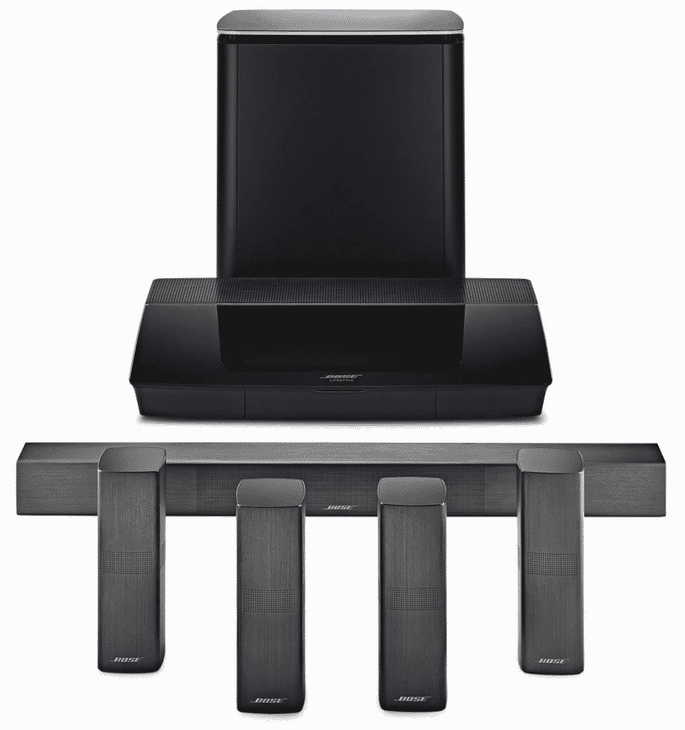 Bose Lifestyle 650 Home Entertainment System, best bose speakers